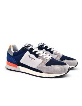 PEPE JEANS TINKER PRO RUMP GRIS
